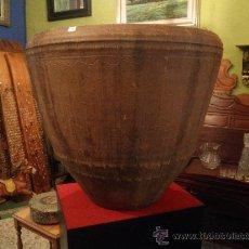 Antigüedades: COCIO DE BARRO ANTIGUO. Lote 36409623