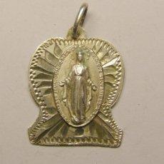 Antigüedades - Medalla religiosa Inmaculada Concepción. - 103496247