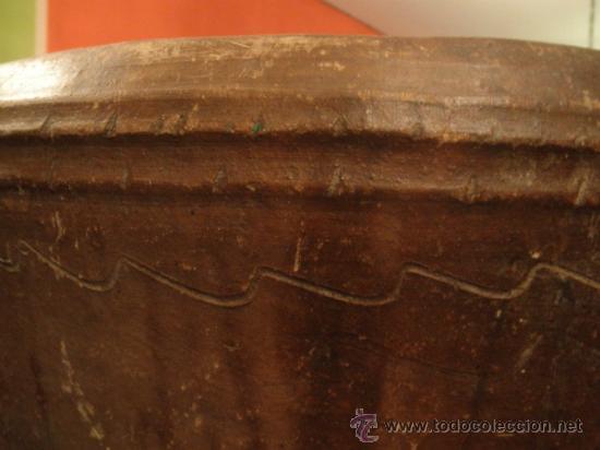 Antigüedades: COCIO DE BARRO ANTIGUO - Foto 2 - 36409623