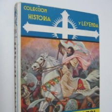 Antigüedades: BELLO LIBRO SANTIAGO APOSTOL - AÑO 1944. Lote 36426297