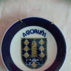 Antigüedades: PLATO SARGADELOS . CASTRO. A CORUÑA. . Lote 36445931