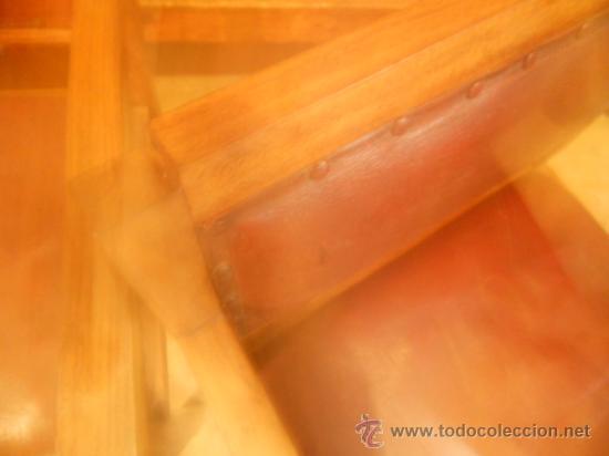 Antigüedades: SILLONES DESPACHO INDUSTRIAL - Foto 3 - 36435990