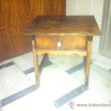 Antigüedades: PRECIOSA MESA TOCINERA. RESTAURADA. . Lote 36465258