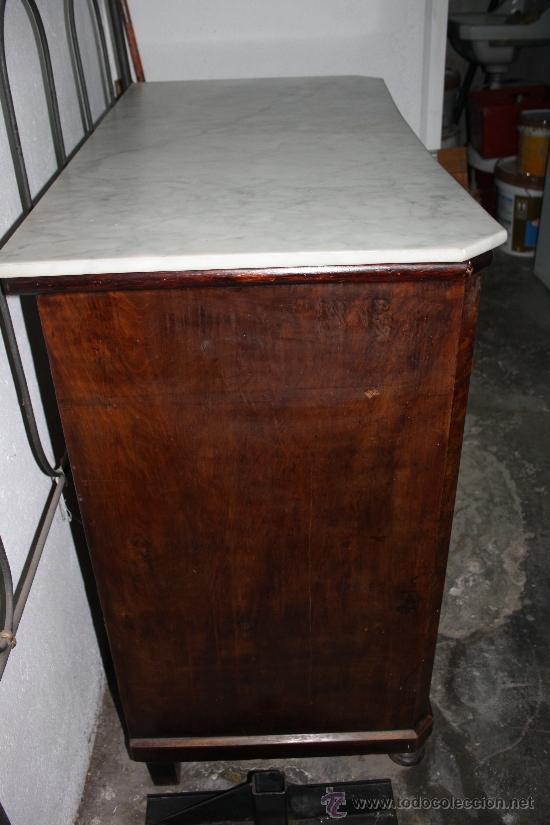 Antigüedades: COMODA DE RAIZ - Foto 3 - 36467099