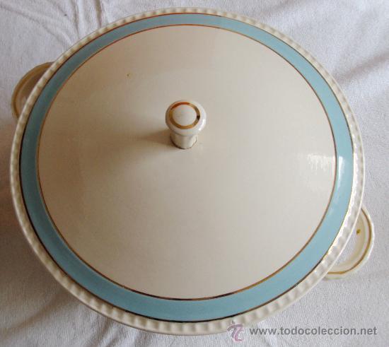 Antigüedades: La Lumiere porcela belga años 30 (1930) - Foto 2 - 36481148