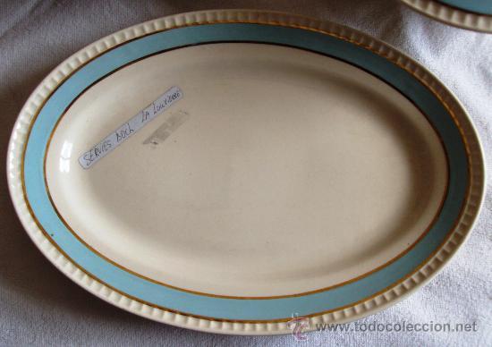 Antigüedades: La Lumiere porcela belga años 30 (1930) - Foto 3 - 36481148