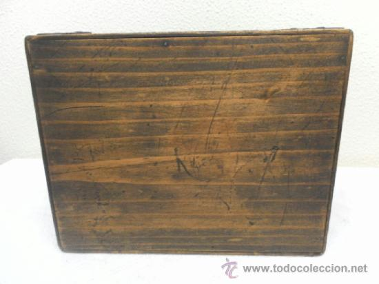 Antigüedades: Pequeña arquilla. Siglos XVII / XVIII. - Foto 5 - 36502256
