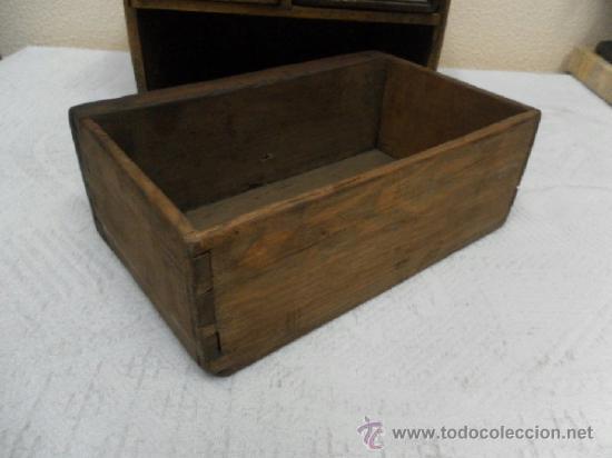 Antigüedades: Pequeña arquilla. Siglos XVII / XVIII. - Foto 10 - 36502256