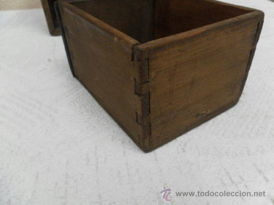 Antigüedades: Pequeña arquilla. Siglos XVII / XVIII. - Foto 19 - 36502256