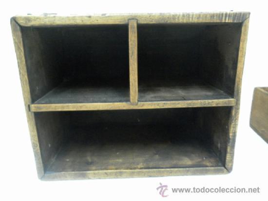 Antigüedades: Pequeña arquilla. Siglos XVII / XVIII. - Foto 23 - 36502256