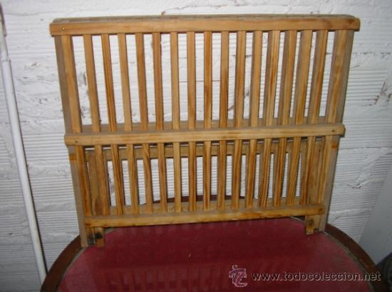 Antigüedades: Platero escurridor - Foto 3 - 39227726
