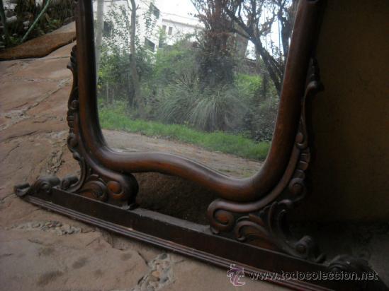 Antigüedades: Bonito espejo - Foto 2 - 36534188