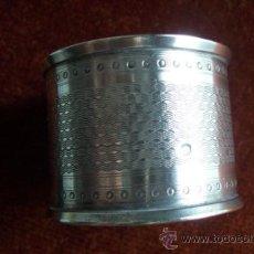 Antigüedades - Servilletero de plata - 36559200