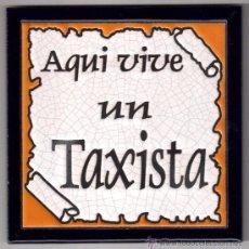 Antigüedades: AZULEJO DE OFICIO, MEDIDAS 15 X 15 CM.. Lote 36603384