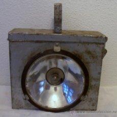 Antigüedades: LINTERNA DE FERROVIARIO, MINERIA ETC.. Lote 36632887