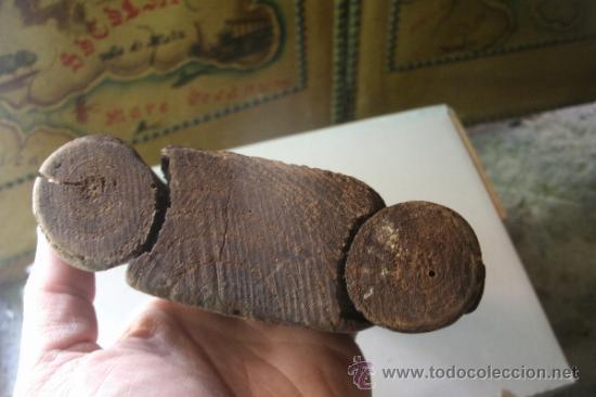 Antigüedades: ANTIGUA TRASGA-ÚTIL DE LABRANZA UTILIZADO PARA PASAR EL ARADO - ORIGINAL DE ZAMORA. FINALES DEL XIX - Foto 10 - 36762155