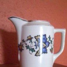 Antigüedades: PRECIOSA LECHERA DE PORCELANA B C BAVARIA. AÑOS 50. Lote 36647475