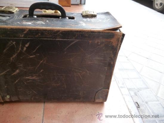 Antigüedades: PAREJA DE MALETAS - Foto 6 - 36654540