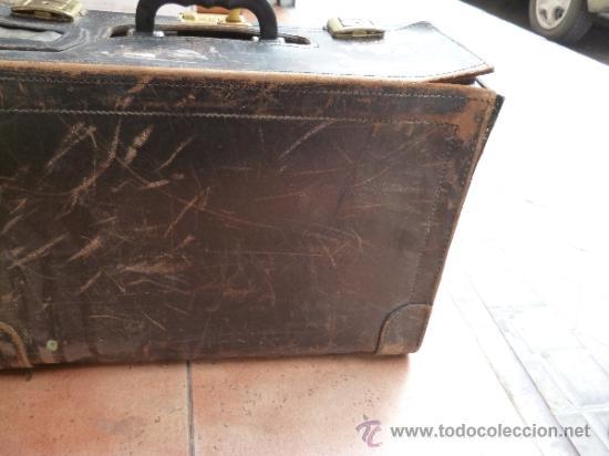 Antigüedades: PAREJA DE MALETAS - Foto 7 - 36654540