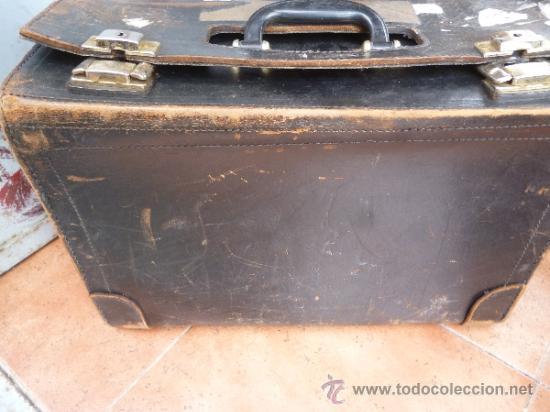Antigüedades: PAREJA DE MALETAS - Foto 5 - 36654540