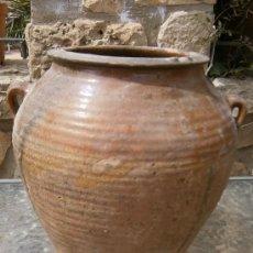 Antigüedades: TINAJA DE 27 CMS. DE ALTO APROX.. Lote 36712025