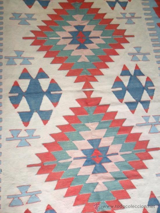 Antigua alfombra kilim comprar alfombras antiguas en for Alfombras kilim on line