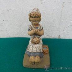 Antigüedades: FIGURA TERRACOTA. Lote 36733138