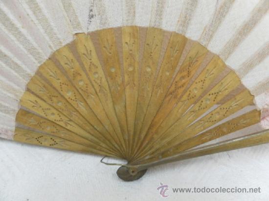 Antigüedades: Abanico, principios Siglo XX. - Foto 7 - 36730589