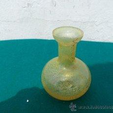 Antigüedades: JARRON DE CRISTAL DE MURANO PEQUEÑO. Lote 36739980