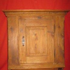 Antigüedades: PRECIOSA ALACENA RÚSTICA PARA COLGAR. EN BUEN ESTADO .. Lote 36740660