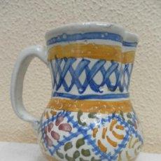 Antigüedades: JARRA LEVANTINA. MANISES. Lote 36741426