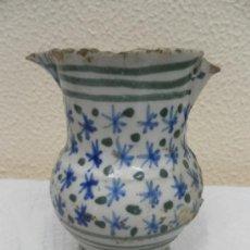 Antigüedades: JARRA LEVANTINA. MANISES.. Lote 36741468