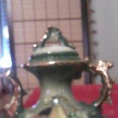 Antigüedades: TETERA STAFFORDSHIRE IRONSTONE LARGE TEAPOT (STUNNING) NWAO / YWAO (RARA). Lote 36748229