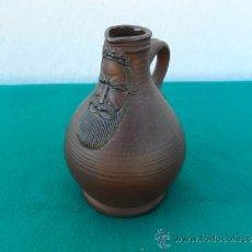 Antigüedades: JARRON DE BARRO ANTIGUO. Lote 36753297