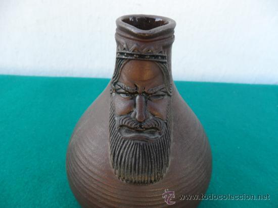 Antigüedades: jarron de barro antiguo - Foto 2 - 36753297