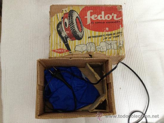 Cepillo aspirador fedor comprar utensilios del hogar for Utensilios del hogar