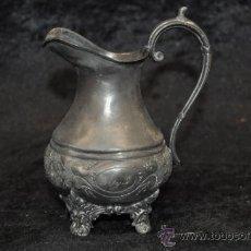 Antigüedades: ANTIGUA JARRA EN ESTAÑO. Lote 36807887