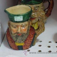 Antigüedades: PEQUEÑA JARRA TOBY. Lote 38024381
