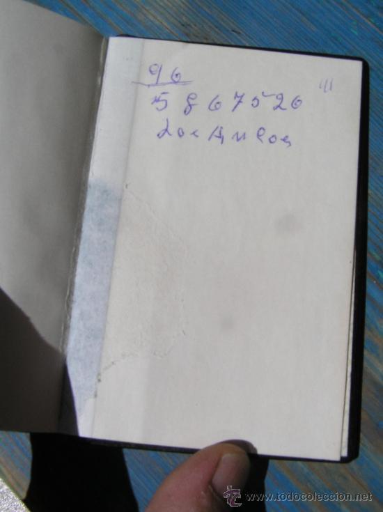Antigüedades: AGENDA TELEFÓNICA DE BOLSILLO.SOVIÉTICA.DECORADA CON MINIATURA AL PAN DE ORO. Niños en trineo . - Foto 13 - 36868287