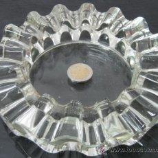 Antigüedades: 1.1 KG. - GRAN FORMATO CENICERO AÑOS 70 VINTAGE. Lote 36856309