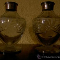 Antigüedades: PAREJA DE LICROREROS. Lote 36856926