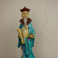 Antigüedades: FIGURA DE CHINO. Lote 36862073