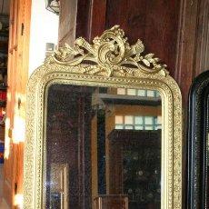 Antigüedades: ESPEJO DE FINAL DE 1800 REF.5428. Lote 36894030