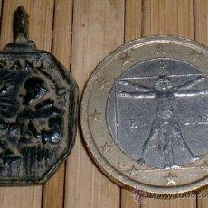 Antigüedades: PRECIOSA MEDALLA S,ANTONIO SIGLO XVII. Lote 36910305