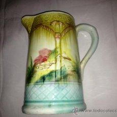 Antigüedades: ANTIGUA JARRA DE CERAMICA. Lote 36911931