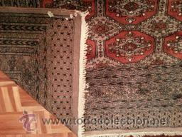Antigüedades: ALFOMBRA AFGANA - Foto 2 - 36914467