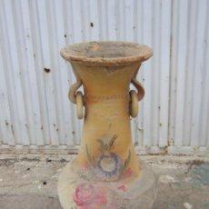 Antigüedades: JARRON DE BARRO . Lote 36928882