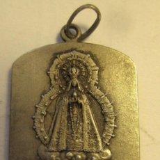 Antigüedades: ANTIGUA MEDALLA NUESTRA SEÑORA DE LOS ANGELES (DELS ANGELS). 2,5 X 2 CM. Lote 47421199