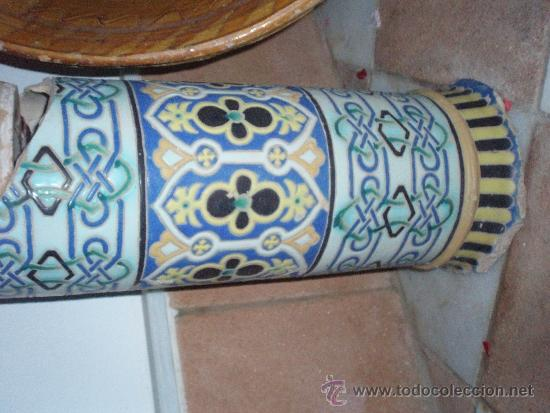 CERAMICA DE TRIANA SIGLO XIX (Antigüedades - Porcelanas y Cerámicas - Triana)