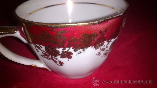 Antigüedades: Juego de café 8 piezas - Foto 3 - 36958465